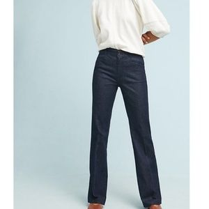 ANTHROPOLOGIE | The Essential Trouser Jeans | 6